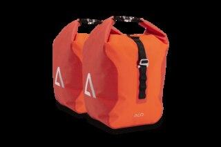 Cube Acid Travlr Pro 20/2 Packväskor Flame'n' Black