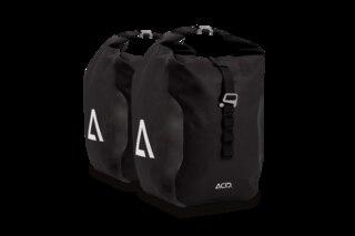 Cube Acid Travlr Pro 20/2 Packväskor Black