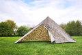 DD Hammock Pyramid MC Telt Camo, 245 x 200 x 125cm