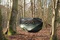 DD Hammocks SL Frontline Hengekøye Oliven Grønn, 2.7m x 1.4m