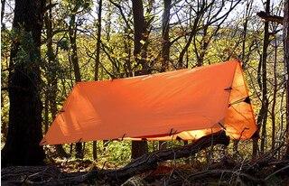DD Hammocks Tarp Oransje, 300 x 300 cm, 790g