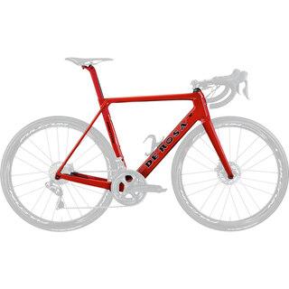 De Rosa Protos Disc Rammesett Lett, stiv og aerodynamisk