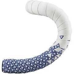 Deda Loop Styretape Hvit/Blå, Håndlaget i Italia!