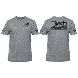 Deda Elementi T-Skjorte Grå, Lett og luftig, God kvalitet