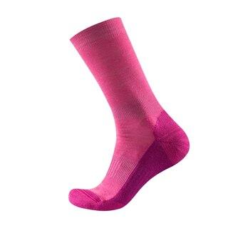 Devold Multi Medium Dame Sokker Merinoull, Middels tykk sokk