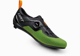 DMT KT4 Triatlonsko Black/Yellow Fluo, Str. 37