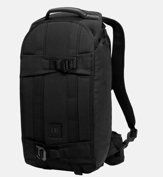 Douchebags The Explorer Ryggsekk Sort, 20L kapasitet