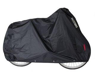 DS Covers METZ Sykkeltrekk Sort, 100% vanntett, 210D polyester