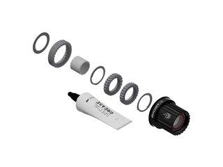 DT Swiss Ratchet Upgrade Kit Fra 3-paler til Ratchet, Shimano Microsp