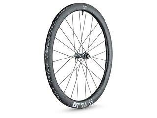 DT Swiss GRC 1400 700C Spline Framhjul Disc, 12x100mm, 42 mm, Carbon, 750g