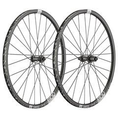 DT Swiss HG 1800 700C Spline 25 Framhjul Disc, 12x100mm, 25 mm, 943g