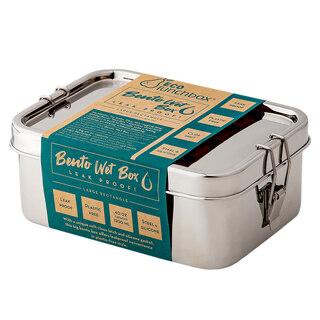 ECOlunchbox Bento Wet Box Rectangle 1200 ml