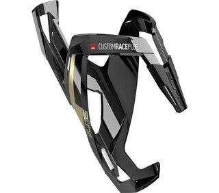 Elite Custom Race Plus Flaskestativ Titanium Metal, Black Graphic