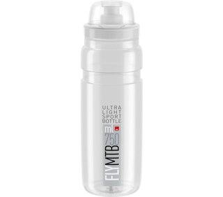 Elite Fly MTB 750 ml Flaska Clear, 750 ml