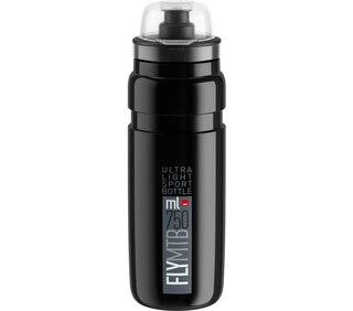 Elite Fly MTB 750 ml Flaska Svart, 750 ml