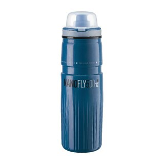 Elite Thermal Nano Fly 500 ml Flaske Blå, 500 ml