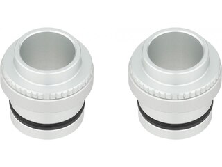Elite SanRemo 15mm Stickaxel Adapter Konverterar till 15 mm axel