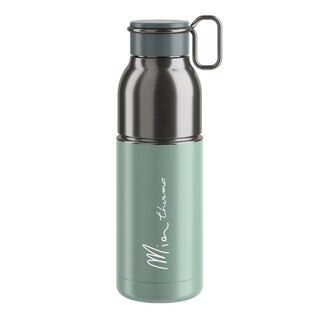 Elite Mia Thermal 550 ml Flaska Aqua Green/Silver