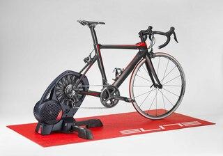 Elite Treningsmatte Beskytter gulv og sykkel