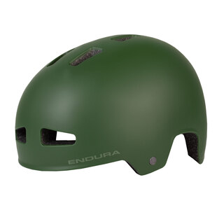 Endura PissPot Hjelm Forest Green, Str. L/XL