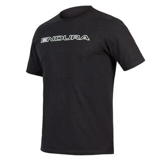 Endura One Clan Carbon T-Skjorte Moderne T-Skjorte av bomull!