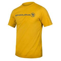 Endura One Clan Light T-Skjorte Gul, Str. S