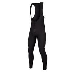 Endura FS260-Pro Thermo Sykkelbukse II Sort, Str. XL