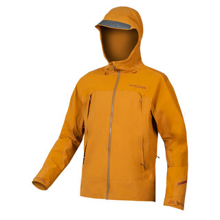 Endura MT500 Waterproof Jakke II Oransje, Str. S