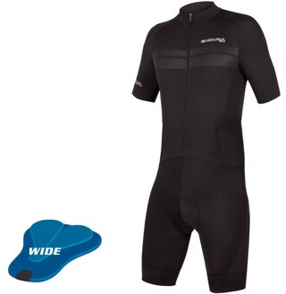 Endura Pro SL WP Road Suit Sort, Stilig og aerodynamisk drakt!