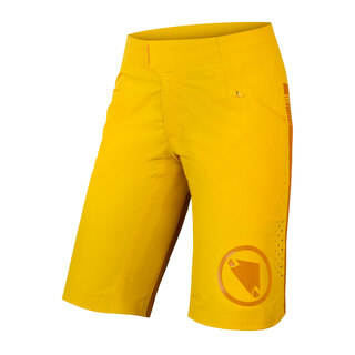 Endura SingleTrack Lite Dam Shorts Saffron, Str. S