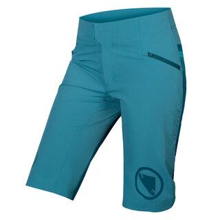 Endura SingleTrack Lite Dam Shorts Kingfisher, Str. L