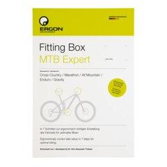 Ergon Fitting Box MTB Expert Tilpasning Hjelper deg med enkel sykkeltilpasning!
