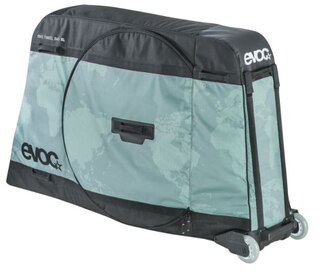 EVOC Bike Travel Bag XL Sykkelkoffert Oliven, 134 x 84 x 42cm, 320 Liter
