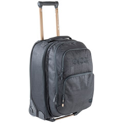 EVOC Terminal 40 L + 20L Bag (2019) Sort, 40L+20L, 3.2 kg, Genial Reisebag!