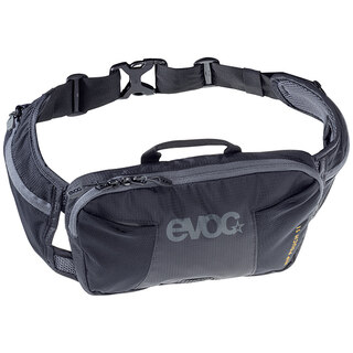 EVOC Hip-Pack 1L Hoftebelte Sort, 1 Liter