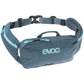 EVOC Hip-Pack 1L Hoftebelte Grå, 1 Liter