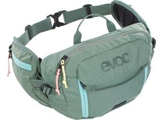 EVOC Hip-Pack 3L+1.5L Hoftebelte Oliven