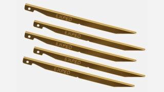 Exped V-Peg Tältpluggar - 5 st 16 cm, 10 g