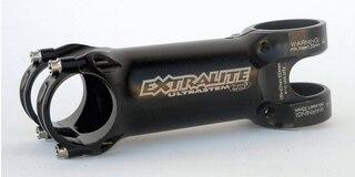 Extralite Ultrastem UL3 25.4 Stem Sort, +4/-4 grader, 81 gram