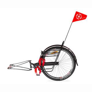 """Extrawheel 28"""" Voyager Pro Sykkelhenger Med hjul, Passer til 700C/28""""/29"""" Hjul"""