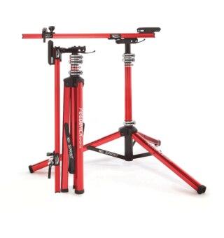 Feedback Sports Sprint Stand Mekställ Röd/Svart, Alu, 5.7kg