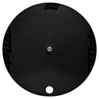 FFWD Disc-T Carbon Plate Bakhjul Sort, Pariser, Singlespeed, 1025gr
