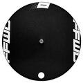 FFWD Disc-T Carbon Plate Framhjul Hvit, Pariser, 920gr