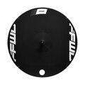 FFWD Disc-T Carbon Plate Bakhjul Hvit, Pariser, Singlespeed, 1025gr