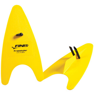 Finis Freestyle Senior Paddle Gul