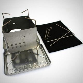 Firebox Nano X-Case Kit Vedugn Gen2, Titan, 184g