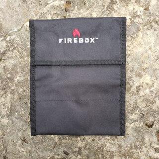 """Firebox Premium D-Ring Oppbevaringspose Nylon, til 5"""" Firebox"""