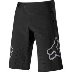 Fox Defend Shorts Rød, Str. XXL (38)