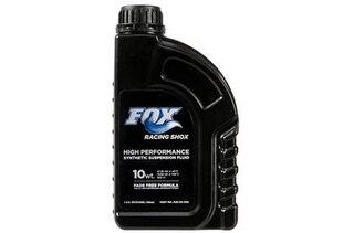 Fox Suspension Fluid 10WT Red Olja för Fox dämpare