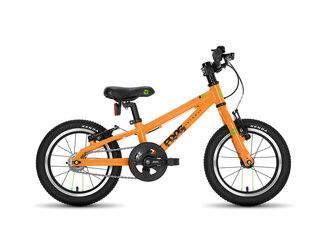 Frog Bikes 40 Barnesykkel Oransje